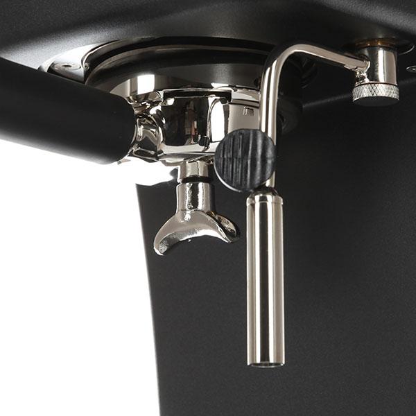 Кофемашина Ascaso Dream одногруппная рожковая для дома Black