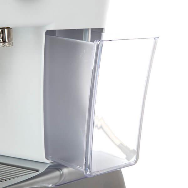 Кофемашина Ascaso Dream одногруппная рожковая для дома и офиса, белая