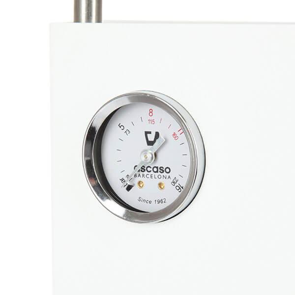 Кофемашина Ascaso STEEL DUO/PID одногруппная рожковая полу-профессиональная, белая