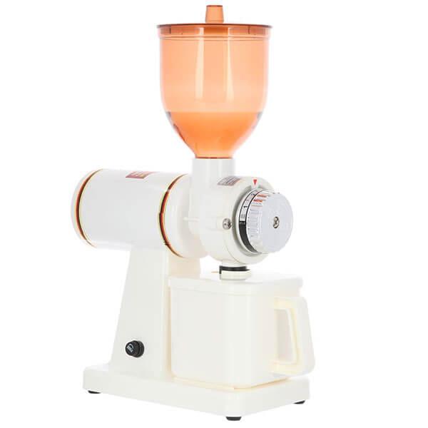 Кофемолка Tiamo жерновая электрическая hg0426WH 610 S.S., белая