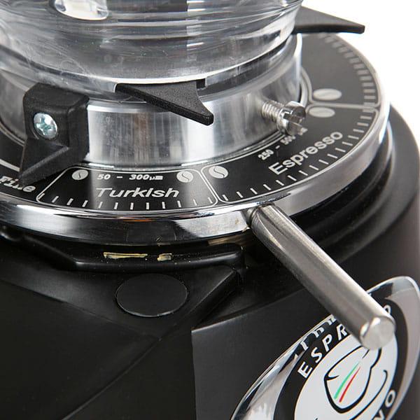 Кофемолка электронная Fiorenzato F4E, черная матовая