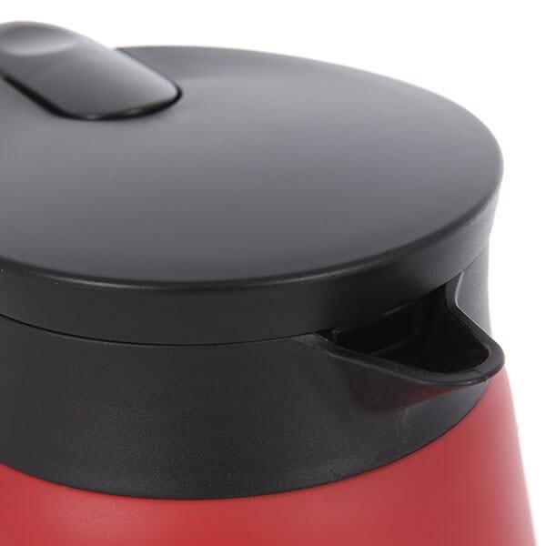 Чайник сервировочный стальной HARIO красный 600мл VHS-60R