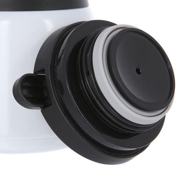 Чайник сервировочный стальной HARIO 600мл VHS-60W, белый