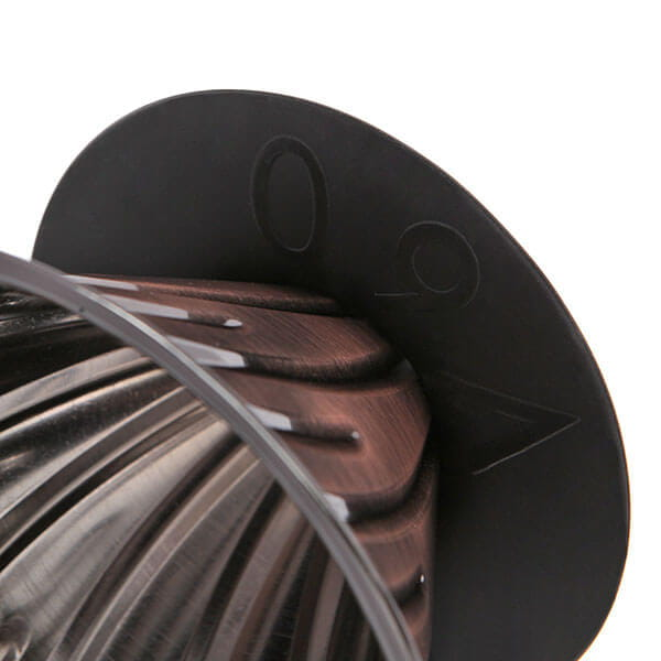 Воронка металлическая для приготовления кофе HARIO VDM-02CP, медная