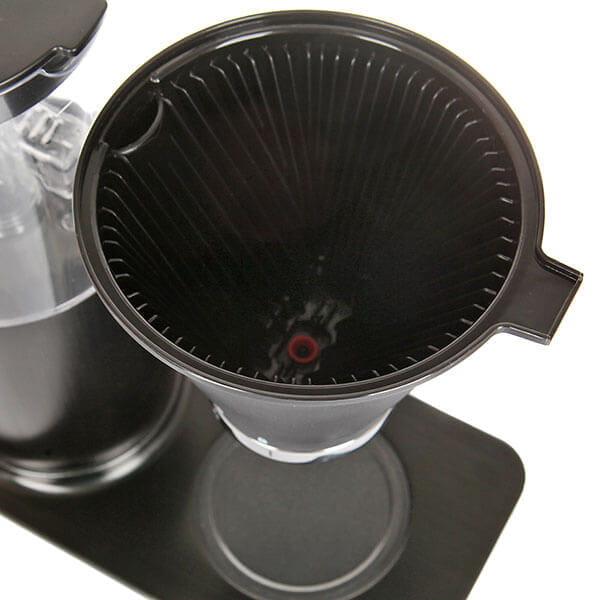Кофеварка Wilfa WSO-1B, черная