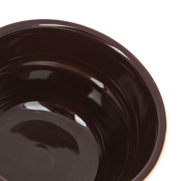 Чашка для каппинга Tiamo HG0788BR 6 шт. набор 200 ml, коричневая