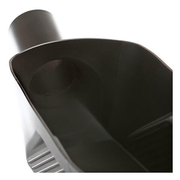 Совок для кофе Rhinowares пластиковый, черный