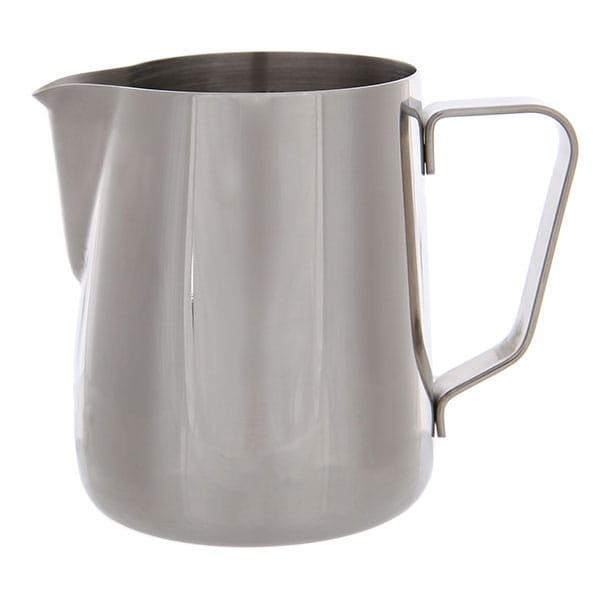 Питчер Rhinowares стальной для молока 360мл, серый