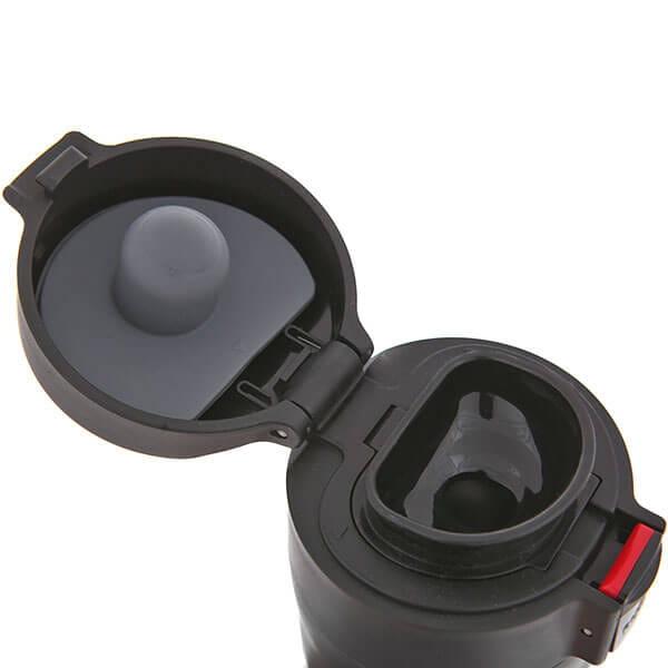 Стакан-термос металлический Hario 350мл Vsw-35b, черный