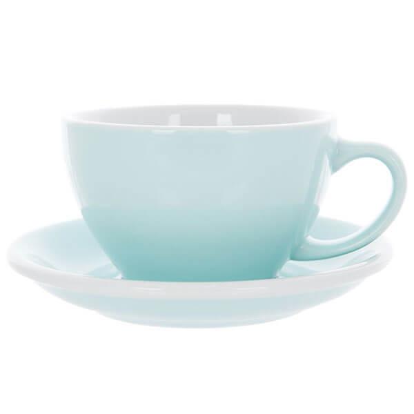 Кофейная пара Loveramics egg 300ml, нежно-голубой