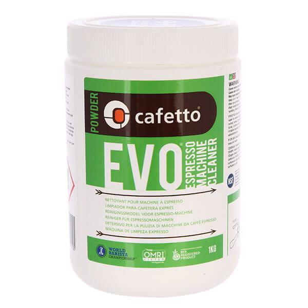 Cafetto Evo Powder средство для чистки кофемашин органик 1кг