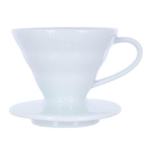 Воронка керамическая HARIO VDC-01W для приготовления кофе