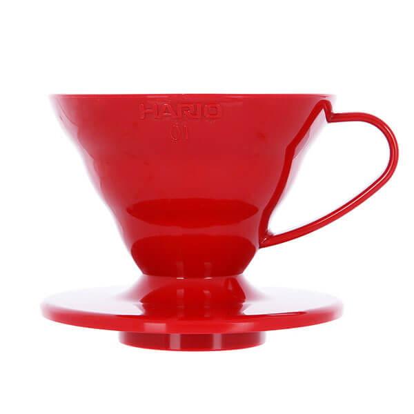 Воронка пластиковая HARIO VD-01R для приготовления кофе