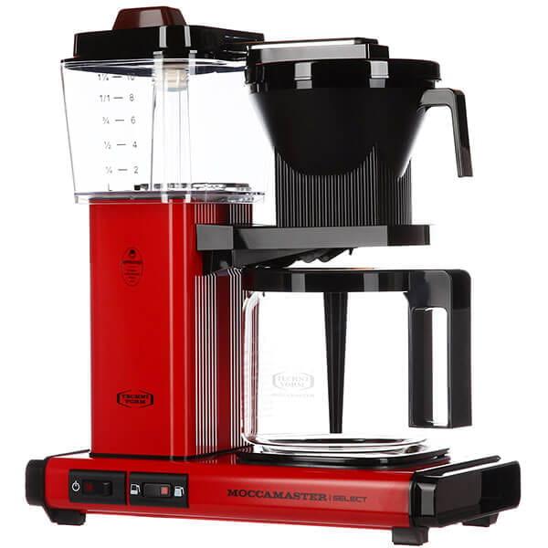 Кофеварка Moccamaster KBG741, Красный 53988