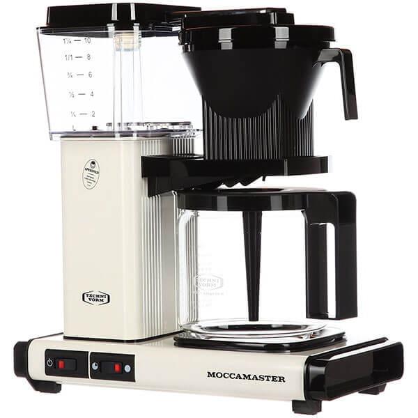 Кофеварка Moccamaster KBG741, Белый 59574