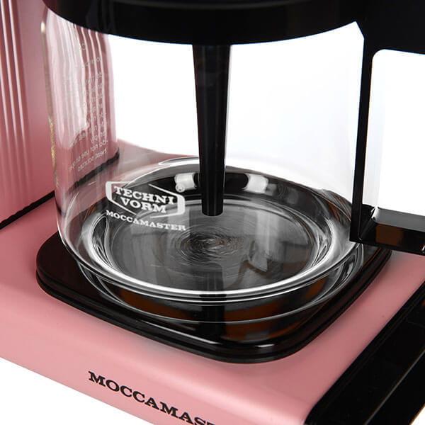 Кофеварка Moccamaster KBG741, розовый 59697 Розовый