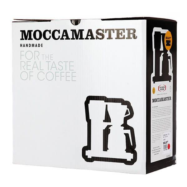 Кофеварка Moccamaster KBG741, серый камень 53980