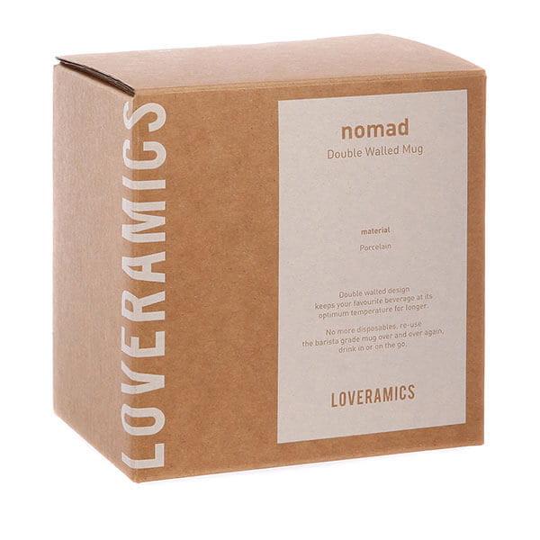 Кружка Loveramics (Лаврамикс) 250мл, Nomad красная