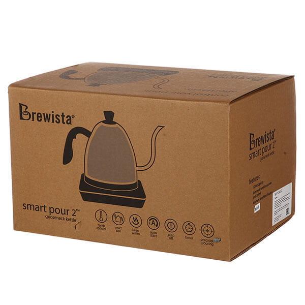 Чайник Brewista Электрический Цифровой Smart Pour Digital Kettle 1.2л