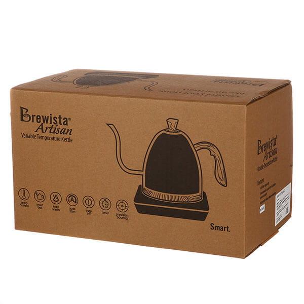 Чайник Brewista Стальной Электрический Artisan Gooseneck 900ml