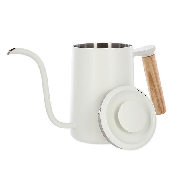 Чайник Timemore Для Кипятка Не Электрический Белый 600мл