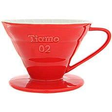 Воронка Tiamo Hg5544r Керамическая Красная