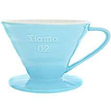 Воронка Tiamo Hg5544bв Керамическая Голубая