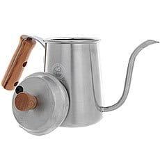 Чайник Tiamo HA1656ST 700мл c деревянной ручкой
