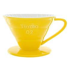 Воронка Tiamo Hg5544y Керамическая Желтая