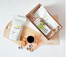 Подарочный набор с кофемолкой