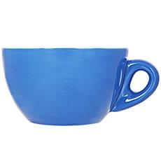 Кофейная Чашка Голубого Цвета Для Латте/Каппучино 320мл (без Блюдца)