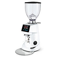 Кофемолка электронная Fiorenzato F64E Белая