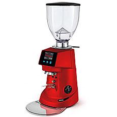 Кофемолка электронная Fiorenzato F64E Красная