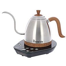 Чайник Brewista стальной электрический Artisan Gooseneck 600 ml Silver