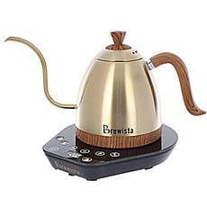 Чайник Brewista стальной электрический Artisan Gooseneck 600ml Gold