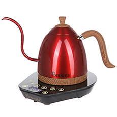 Чайник Brewista Стальной Электрический Artisan Gooseneck 600ml Candy Apple Red