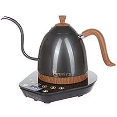 Чайник Brewista Стальной Электрический Artisan Gooseneck 600ml Gunmetal Grey