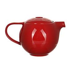 Чайник  Loveramics с ситечком 400ml красный