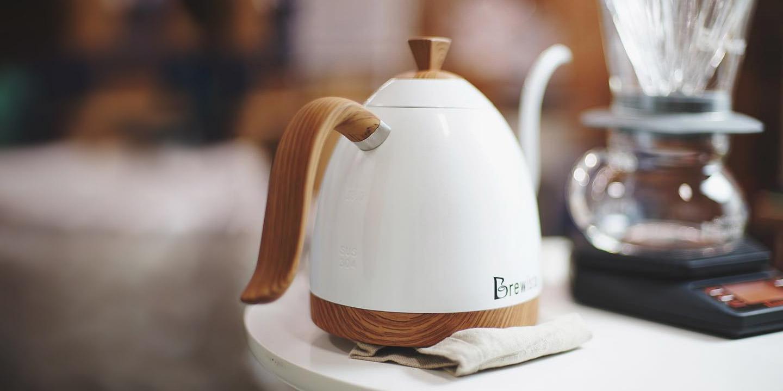 Чайники Brewista