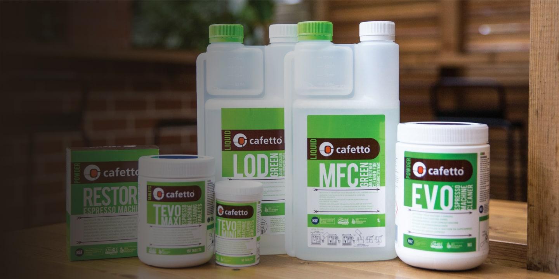 Caffetto новый продукт на сайте