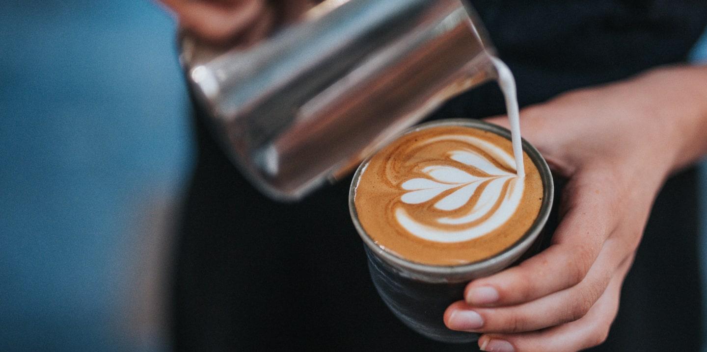 Наслаждайтесь  свежеобжаренным кофе