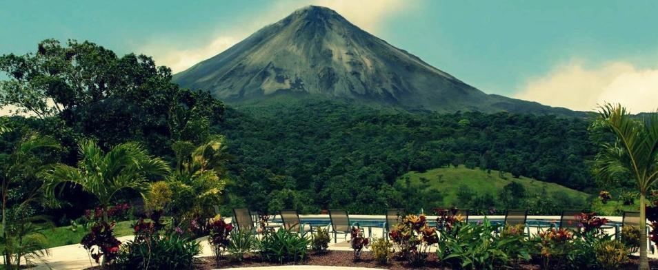 Голубые кофейные горы о.Ямайка