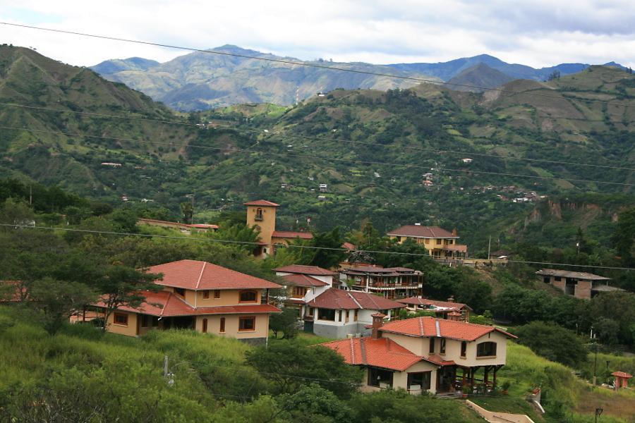 Эквадор долина Вилкабамба