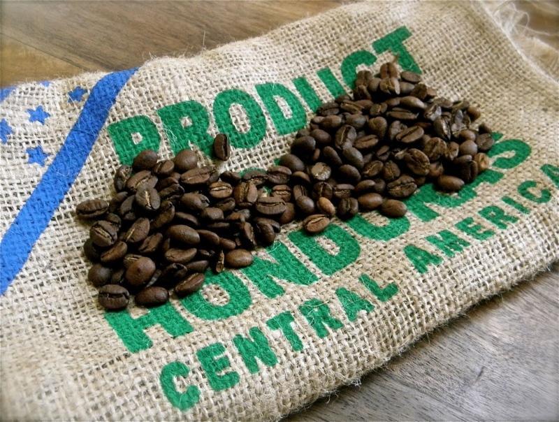 бразильский кофе в зернах